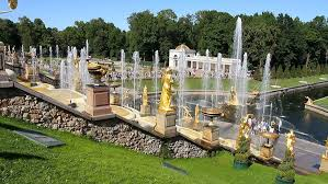 Fountain at the Palace   type ultra, Marisa Wade free