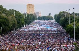Bildergebnis für La marcha del primero de mayo