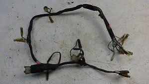 1973 honda sl350 sl 350 h1243 main wire wiring harness 312 6722 image is loading 1973 honda sl350 sl 350 h1243 039 main