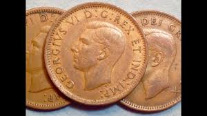 Canada Pennies To Look For 1940s