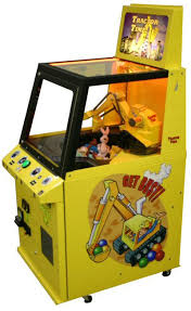 Crane Toy Vending Machine Cool Tractor Time Crane Claw Vending Machine