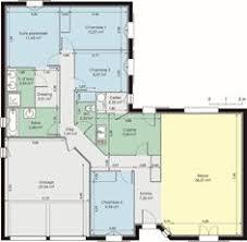 découvrez les plans de cette maison de plain pied sur construiresamaison
