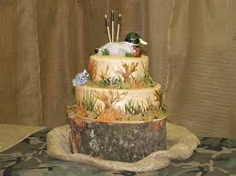 131 best wedding cakes images on pinterest camo wedding cakes Wedding Hunters Food Network love the cake change the topper Hunter Foods Anaheim CA