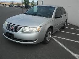 Saturn Ion Sedan In Utah For Sale ▷ Used Cars On Buysellsearch