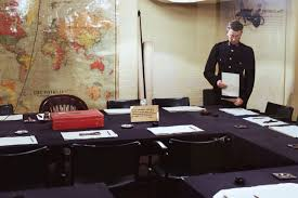 Cabinet War Museum Churchill War Rooms Urban Pixxels