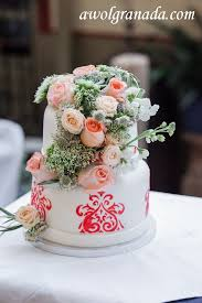 Wedding Cakes Awol Granada A Wedding Of A Lifetime Granada Spain