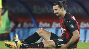 Milan awaiting news on Ibrahimovic injury as Bonera hails important Napoli  win | FOOTBALL News