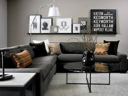 wall decorating ideas for living room with exemplary living room