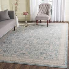 safavieh archive blue grey 4 ft x 6 ft area rug