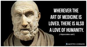 Hippocrates Said Quotes 40 Motto Cosmos Wonderful People Said Amazing Hippocrates Quotes