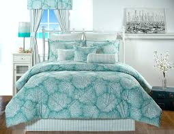 beach inspired bedding beach style bedding sets comforter island ocean c turquoise coastal beach bedding comforter
