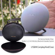 LTGEM için Harman Kardon oniks Studio 1, 2, 3 ve 4 kablosuz Bluetooth  hoparlör sistemi. Uygun şarj edilebilir pil (siyah)|Speaker Accessories