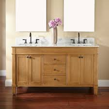 marilla double vanity for rectangular undermount sinks  bathroom