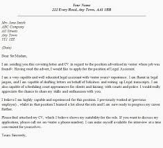 Law School Application Letter 13 Awesome Sample Resume Cover Letters