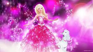 barbie birthday background wallpaper