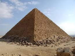 Пирамида Микерина пирамиды в гизе