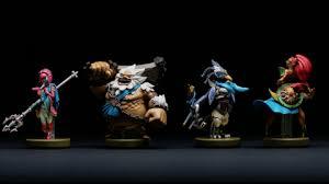 Zelda Breath Of The Wild Amiibo Unlock Guide Update Gamespot