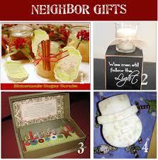 Inexpensive Neighbor Christmas Gift Ideas Homemade