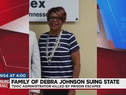Family of Debra Johnson suing state | News | wsmv.com