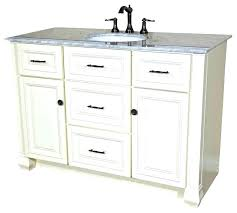 home improvement 60 inch bathroom vanity single sink sierra without top counter tops