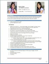 Sap Hcm Resume Sample Custom Term Paper And Essay Writing Services