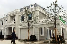 Winsun Decoration Design Engineering Chinese Company Creates Homes Using 100D Printers Recycled Waste 2