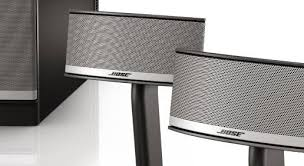 bose pc speakers. designed for 5.1-encoded music, games and movies bose pc speakers e