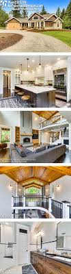 Best  House Interiors Ideas On Pinterest - Craftsman house interiors