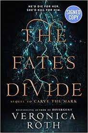 the fates divide signed first edition
