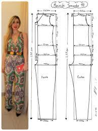 Jumpsuit Pattern Mesmerizing Palaxo Enterizos Pinterest Sewing Patterns Patterns And Blog