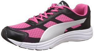 puma shoes pink and black. puma women\u0027s expedite wn\u0027s idp running shoes: amazon.in: shoes \u0026 handbags pink and black
