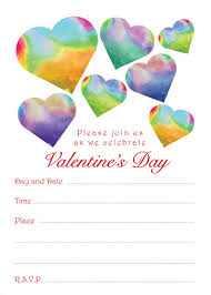 valentines party invitations valentines day party invitations