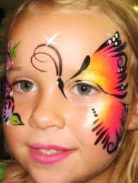 face painting festivals