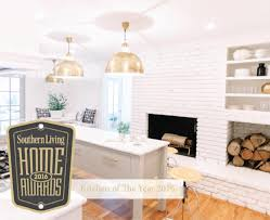 Southern Living Kitchen Designs Southern Livings Kitchen Of The Year Pencil Paper Co
