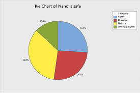 Safe Circle Chart Pie Chart Of Nano Is Safe This Pie Chart Tell About Safety