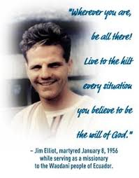 Jim Elliot Quotes Interesting Jim Elliot Nate Saint Pete Fleming Ed McCully Roger Youderian
