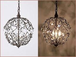 suitable chandelier for library lambent sphere design superb home decor ideas 1