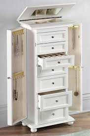 White Armoire With Drawers R5