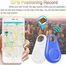 Dadiku New <b>Smart Bluetooth Tracer</b> GPS Locator Tag Alarm Wallet ...