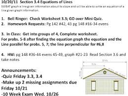 equation of a line worksheets writing equations of parallel and perpendicular lines worksheet answers as well