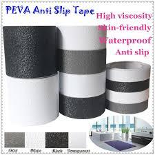 peva anti slip 50mmx5m waterproof bath grip shower tape flooring safety tape non slip bathtub tape