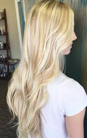 Blonde hair highlight ideas