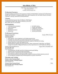 2 3 Healthcare Resume Objective Examples Formatmemo