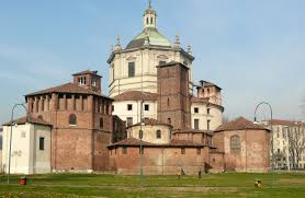 Basilica Di San Lorenzo Di Milano Wikipedia