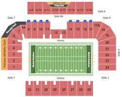Michie Stadium Tickets And Michie Stadium Seating Chart