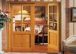 decorative wood composite door fire rated wooden double door with mdf material