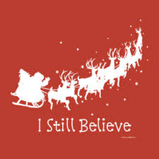believe in christmas santa claus