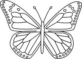 Coloriage Papillon Et Dessin Imprimer