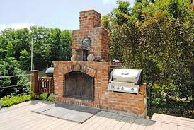diy outdoor brick fireplace grill outdoor fireplace with bbq grill brick how to build a woodburning