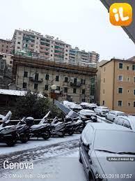 Foto meteo - Genova - Genova ore 7:57 » ILMETEO.it